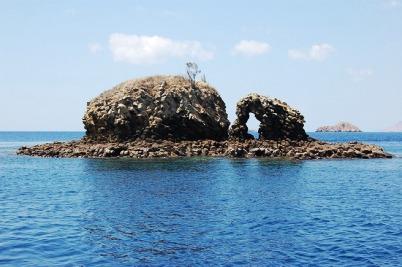 Batu Bolong, TN Komodo (c) John Smaranda
