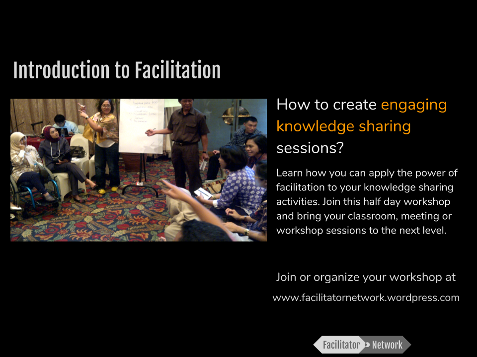 How to create engaging knowledge sharing sessions?